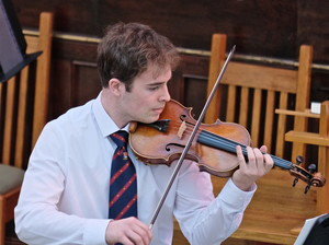 Anthony in United Reformed Church Recital 2019