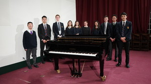 Senior School Piano Concert January 2019