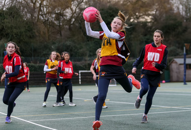 Netball Triumph for Young House