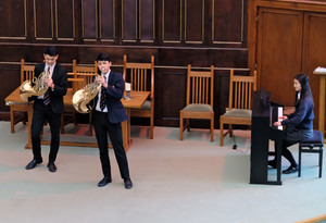 United Reformed Church French Horn & Violin recital