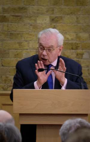 Festival of Literature 2019 with David Starkey
