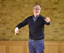 Robin Ince at Festival of Literature 2019