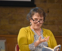Author Pippa Goodhart Festival of Literature 2019