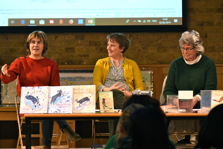 Writing for Children Panel in FLT Festival of Literature