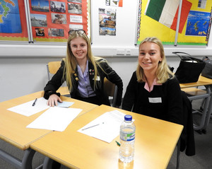 Sixth form german debating winners feb 19