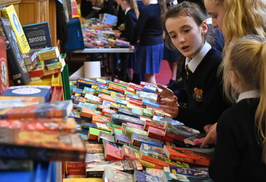 Norfolk Childrens Book Centre Prep School fair 2019