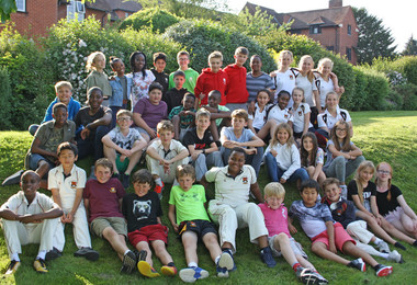 Prep school boarders group summer 18