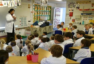 Year 1 Investigate Life as a Scientist