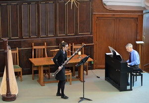 Bassoon in United Reformed Church recital Feb 19