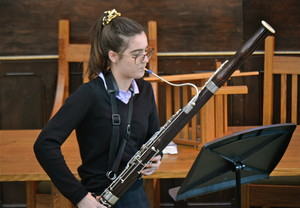 Bassoon and harp recital in United Reformed Church