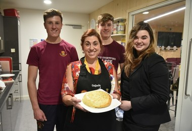 Taste of Spain for A Level Spanish Students