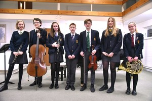 4th Form Musicians in Recital February 2019