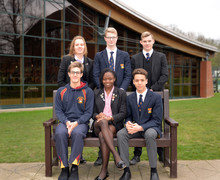 Edinburgh intl swimming meet College swimmers