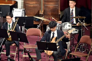 Prep & Senior School Musicians Perform in Ensemble Concert