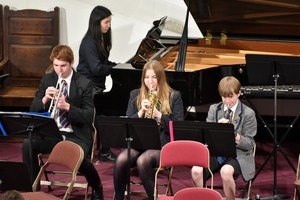 Ensemble Concert March 2019 for Prep & Senior School