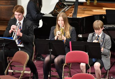 Musicians Come Together for Ensembles Concert
