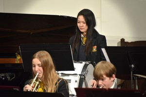 Pupils perform in Prep & Senior School Ensemble Concert