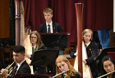 Prep & Senior School Ensemble Concert Mem Hall 2019