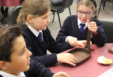 Lower Shell Treasure Their Trip to Verulamium