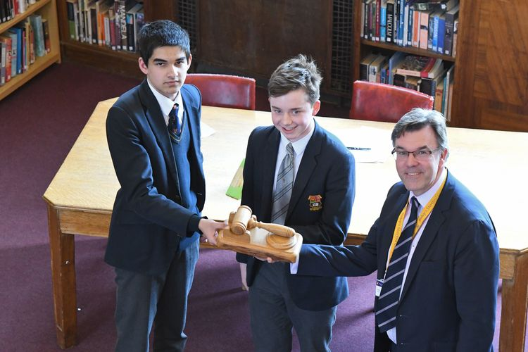 Sutton House are Junior Debating Winners 2019