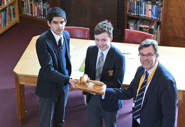 Sutton House Are Junior Debating Champions