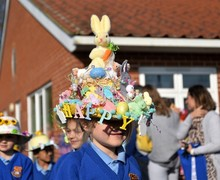 Pre-Prep Easter Bonnets on Parade March 2019