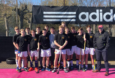 Boys' Hockey Ends on a High with Tour to Hamburg