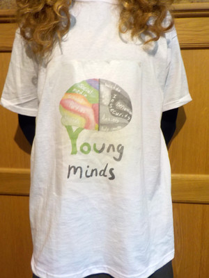Young House t shirt design in HE & Careers challenge