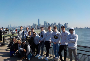 Business & Economics Group in Sunny New York 2019