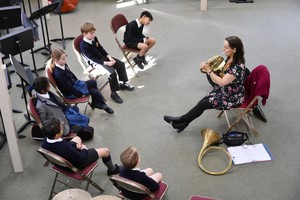 Prep School Instrumental Session March 2019