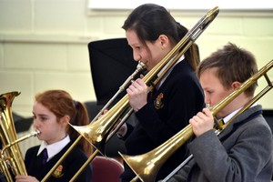 Prep School Musicians in Instrumental Recital March 19