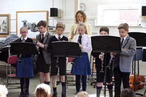 Instrumental Recital for Prep School Musicians 2019