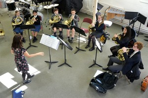 Informal Prep School Instrumental Recital March 2019
