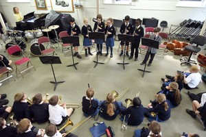 Prep School informal Instrumental Recital March 2019
