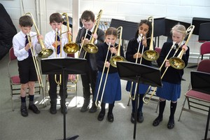 Prep School bassoonists play in Instrumental Recital 2019