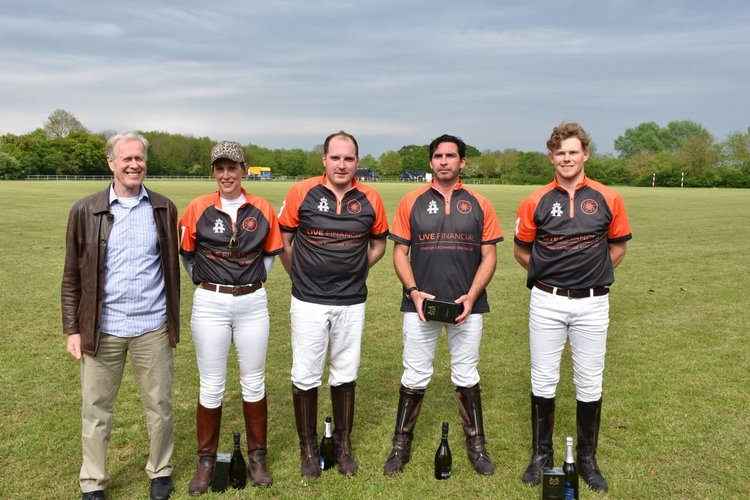 Os polo team with chris woodhouse may 2019