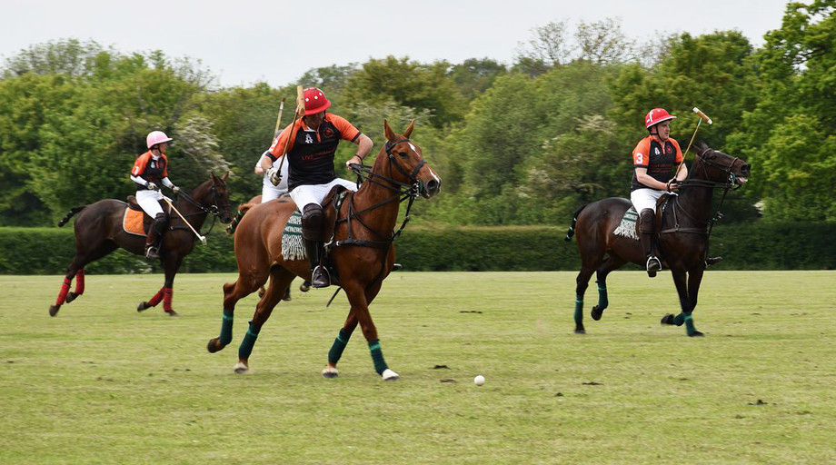 Os polo team in action may 2019