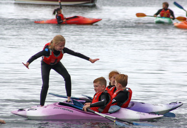 Form 2 Ride the Waves on Cornwall Adventure