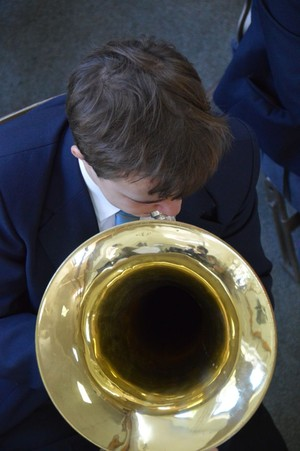 Senior School Musician Brass