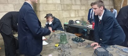 Warhammer Club - National Semi Final