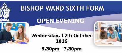 Sixth Form Open Evening and School Prospectus