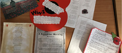 WW1 Poetry Competition