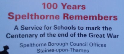 Spelthorne Remembers