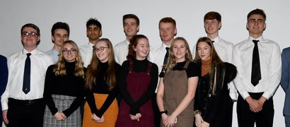 Duke of Edinburgh Awards Evening
