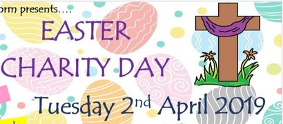 Easter Charity Day