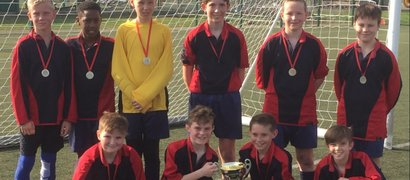 Year 7 Cup Final Winners!