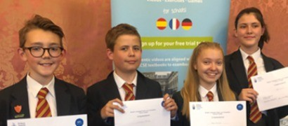 Year 8 Poetry Competition