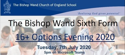16+ Options Evening