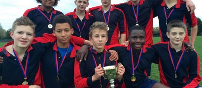 Year 9 Rugby Team Win District 7s Tournament
