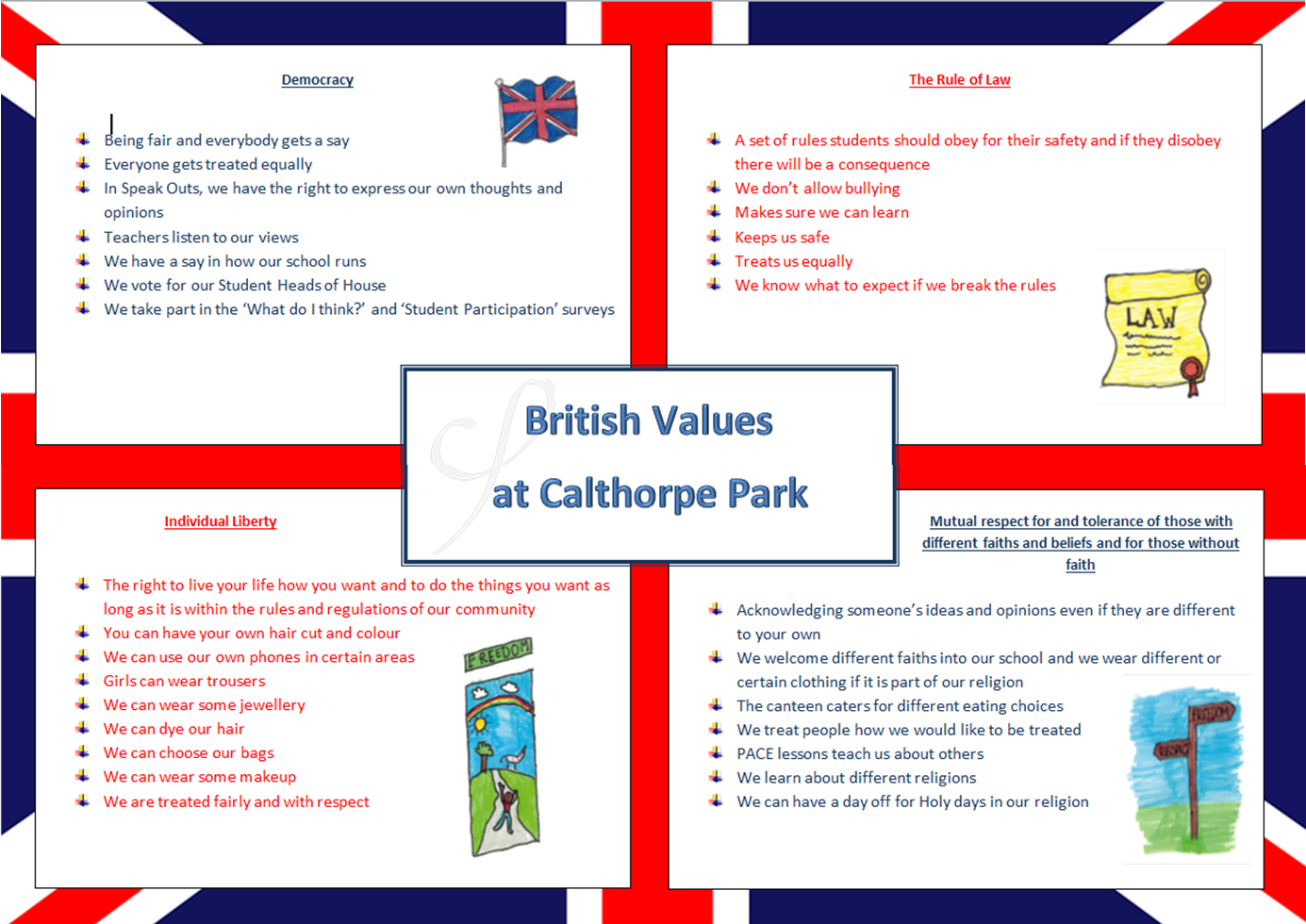 British Values 5